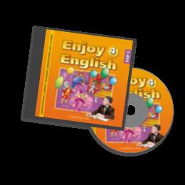 Скачать Enjoy English 4 Класс Аудио - картинка 1